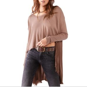 Free People We The Free TT Special Top Hi Lo